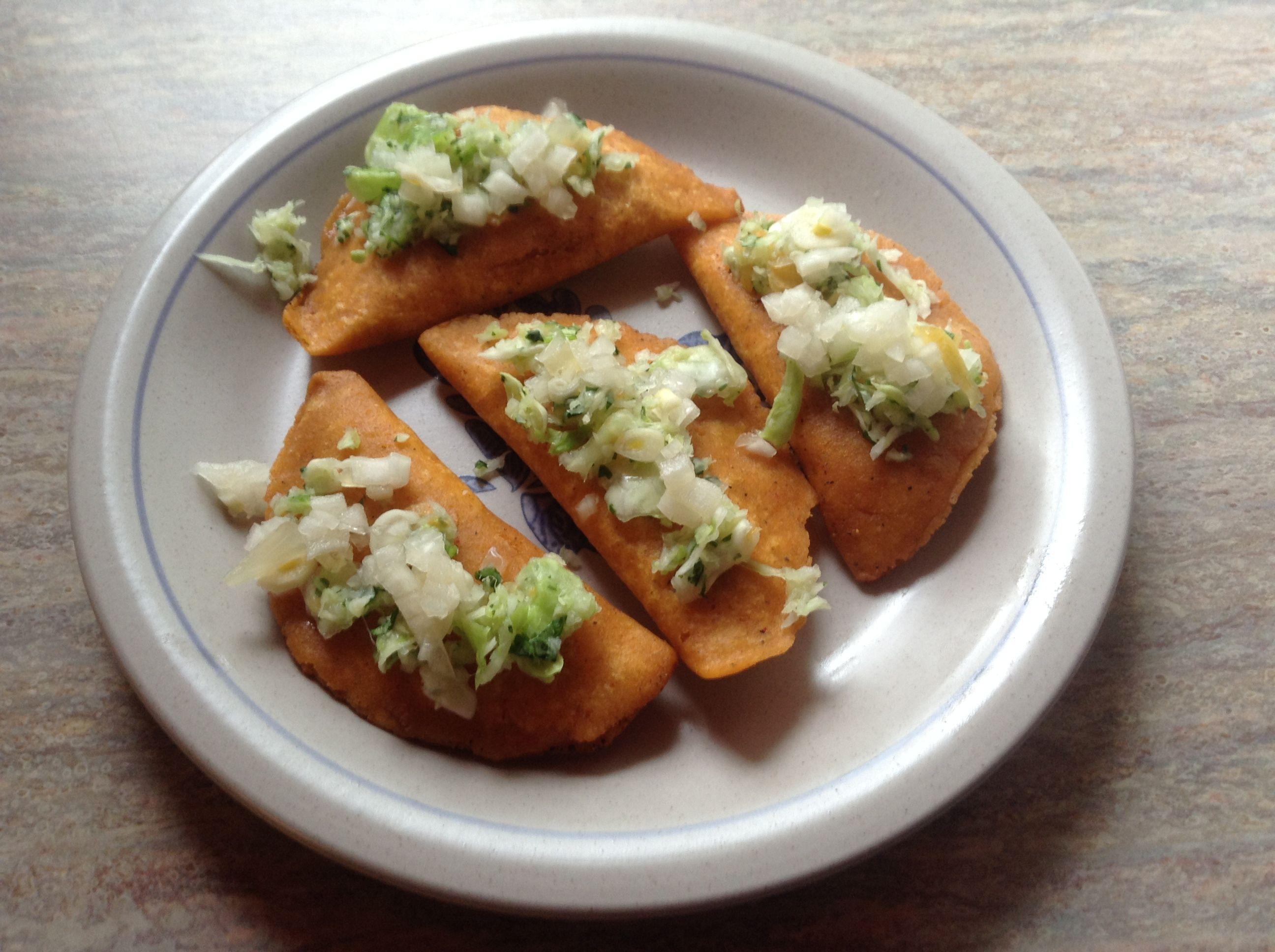 Panades - Belizean food | Food | Pinterest | Belize, Food ...