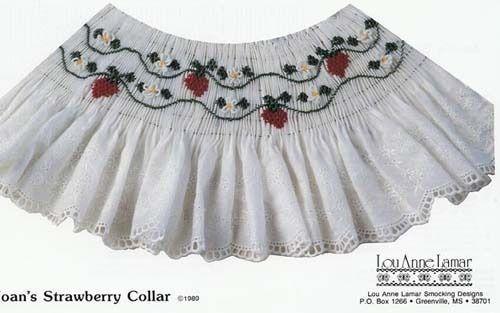 Lou Anne Lamar - Joan's Strawberry Collar