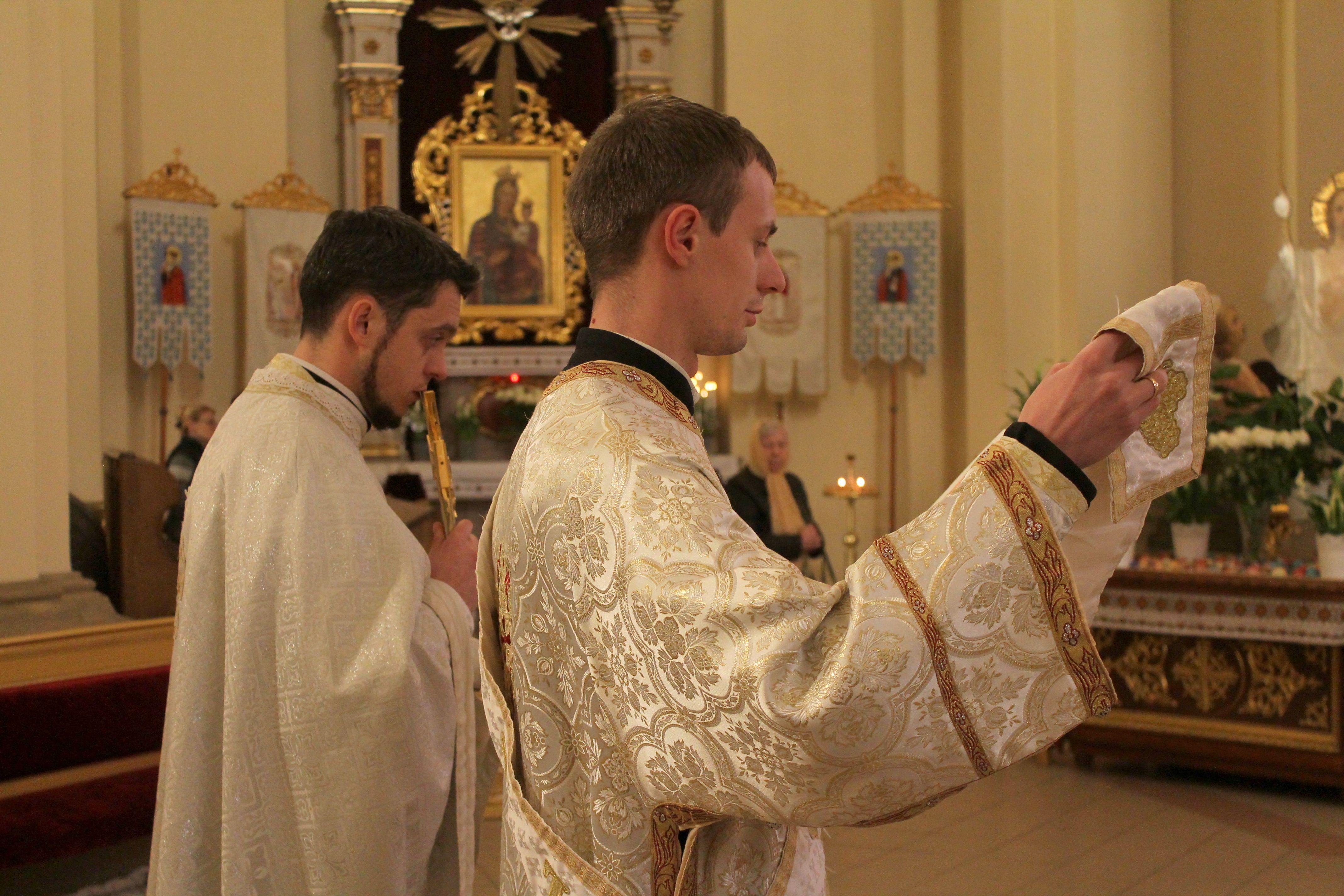 В Архикатедральному Соборі Святого Юра молитовно вшанували пам'ять жертв операції «Вісла»