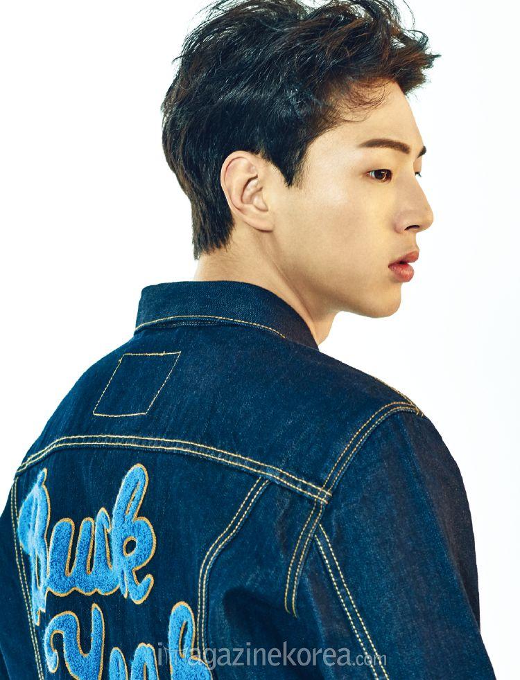 Ji Soo | Esquire Magazine April Issue '16