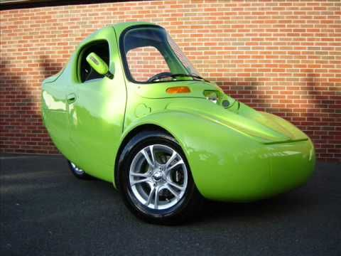 corbin sparrow electric three wheeled car youtube things worth owning pinterest third. Black Bedroom Furniture Sets. Home Design Ideas