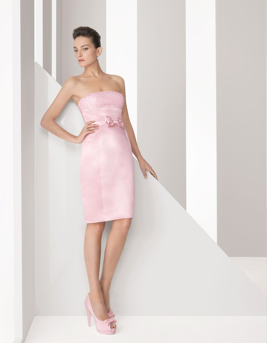 Rosa Clará | Bridesmaid Dresses | Pinterest | Rosa clará, Rosas y ...