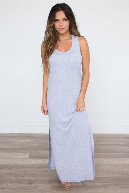 767564af53a2b Shop our Pocket Front T-Shirt Maxi Dress. Available in black ...