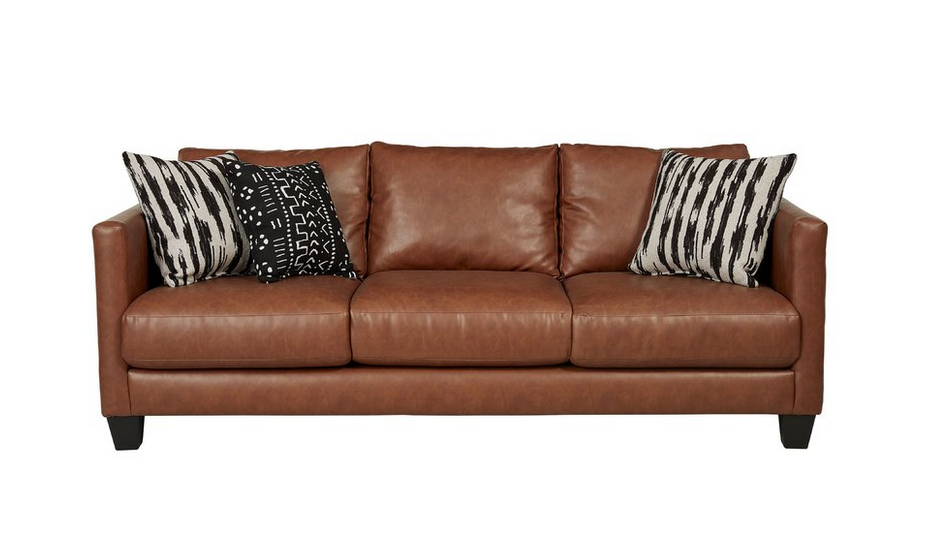 Hubbardston Sofa Apartment In 2019 Faux Leather Couch