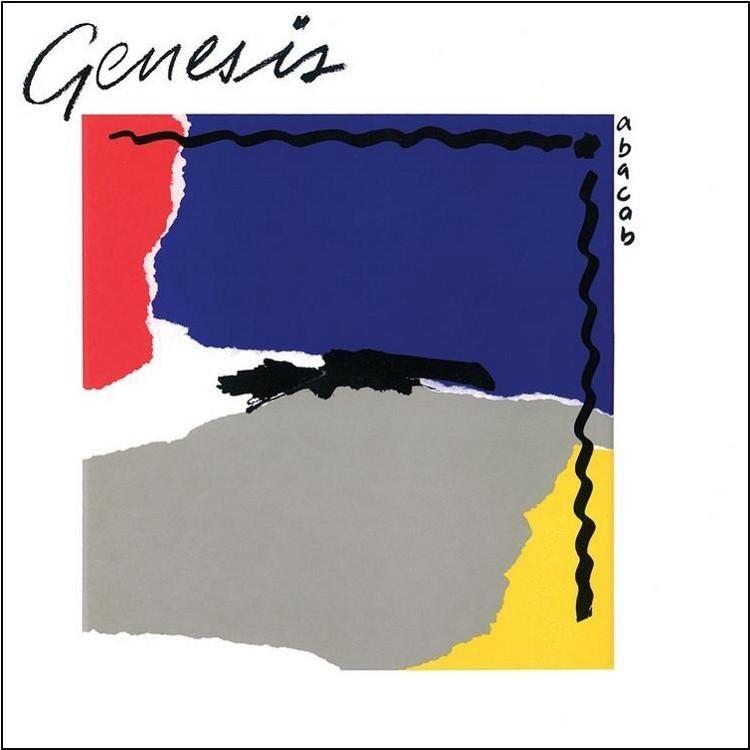 Genesis Abacab Deluxe Edition 180g Vinyl Lp Album Cover Art Genesis Lp Cover