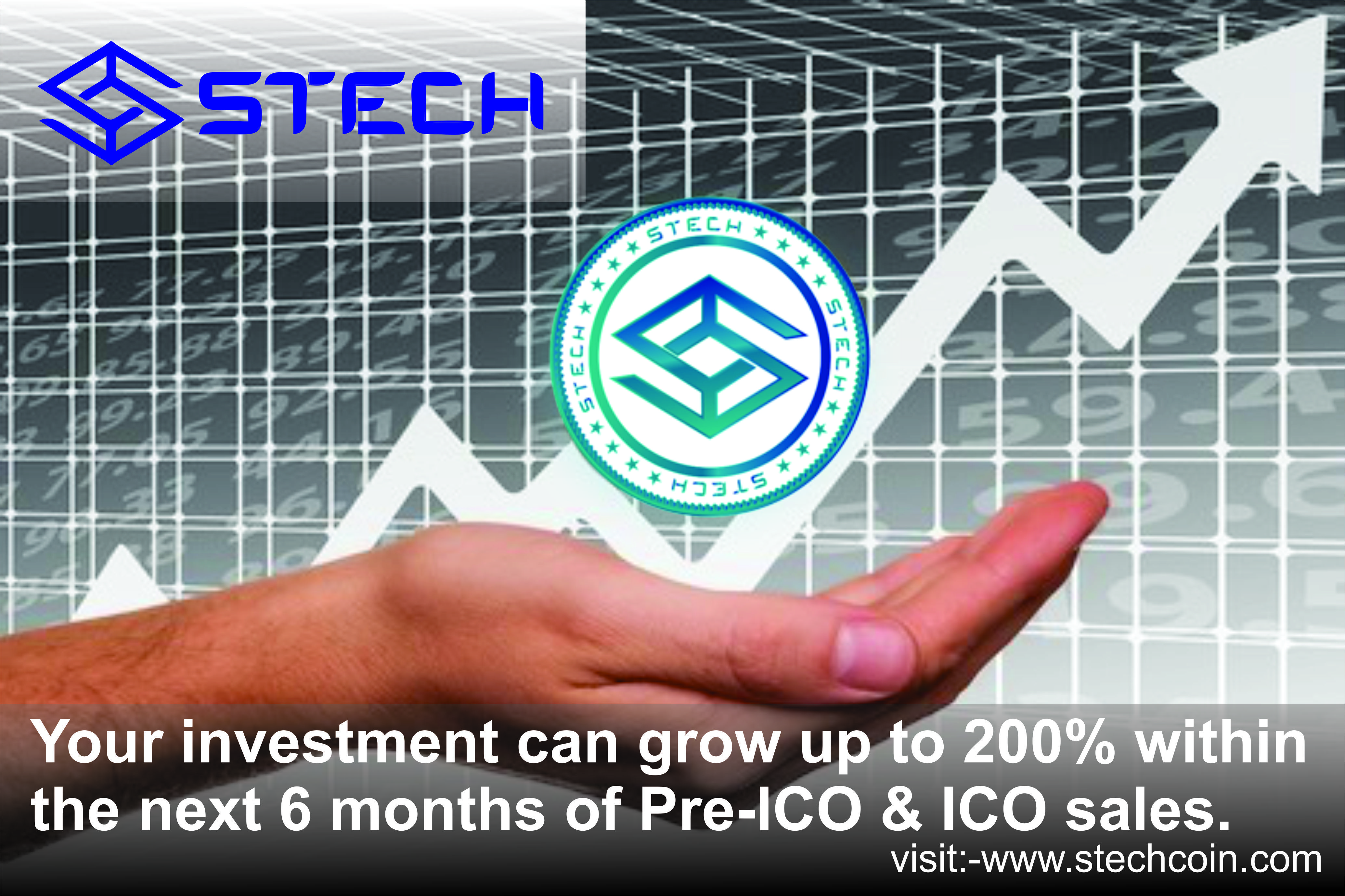 Invest in the agriculturebased cryptocurrency. visit