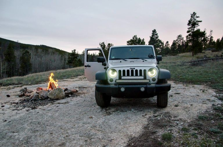 The Differences Between Jeep Wranglers Sport Vs Sahara Vs