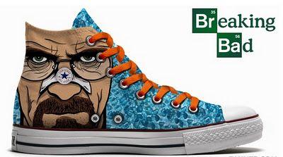 cd91a183a Breaking Bad Converse allstar