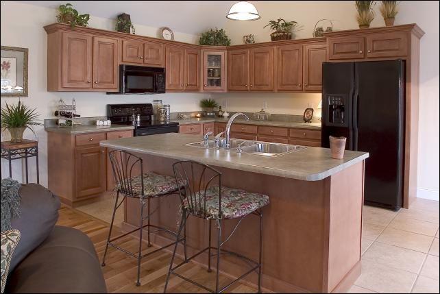 Kitchen Kitchen And Bath Design Cherry Cabinets Kitchen Best Flooring