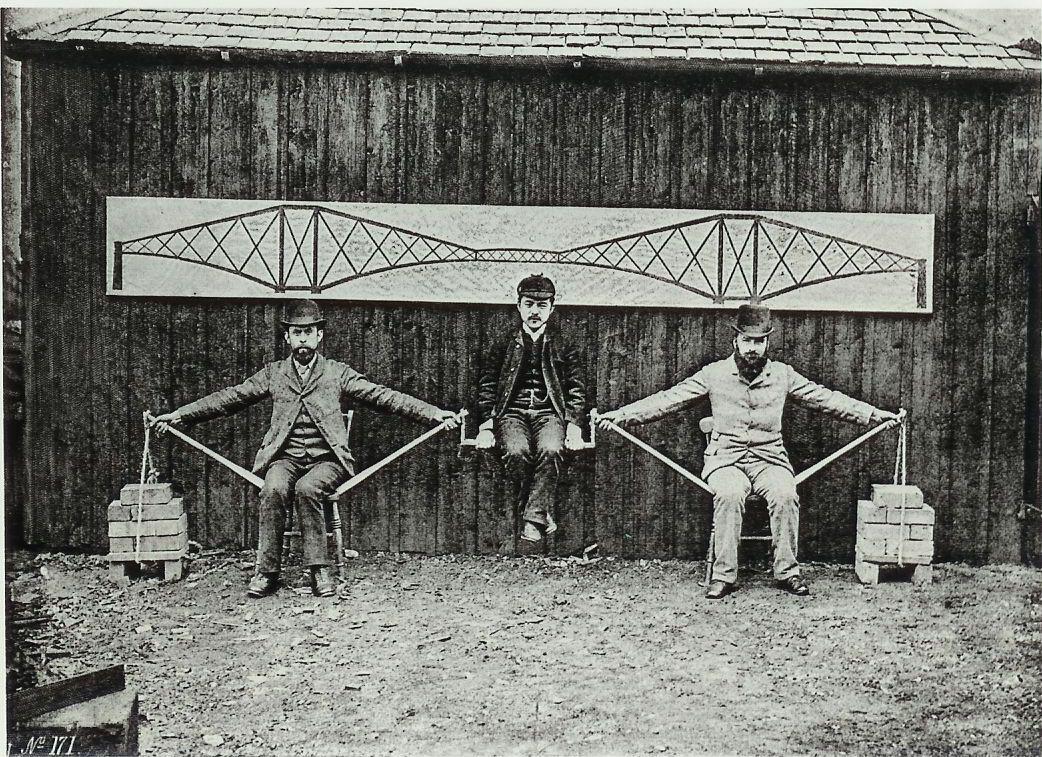 Risultati immagini per forth bridge  structure