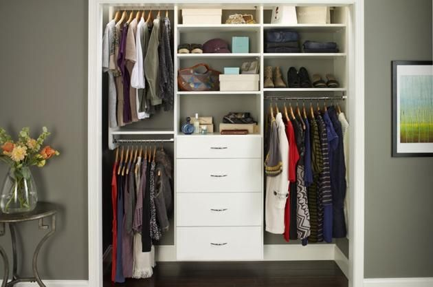 Low Cost High Quality Closet Systems Small Closet Design Home Depot Closet Organizer Home Depot Closet