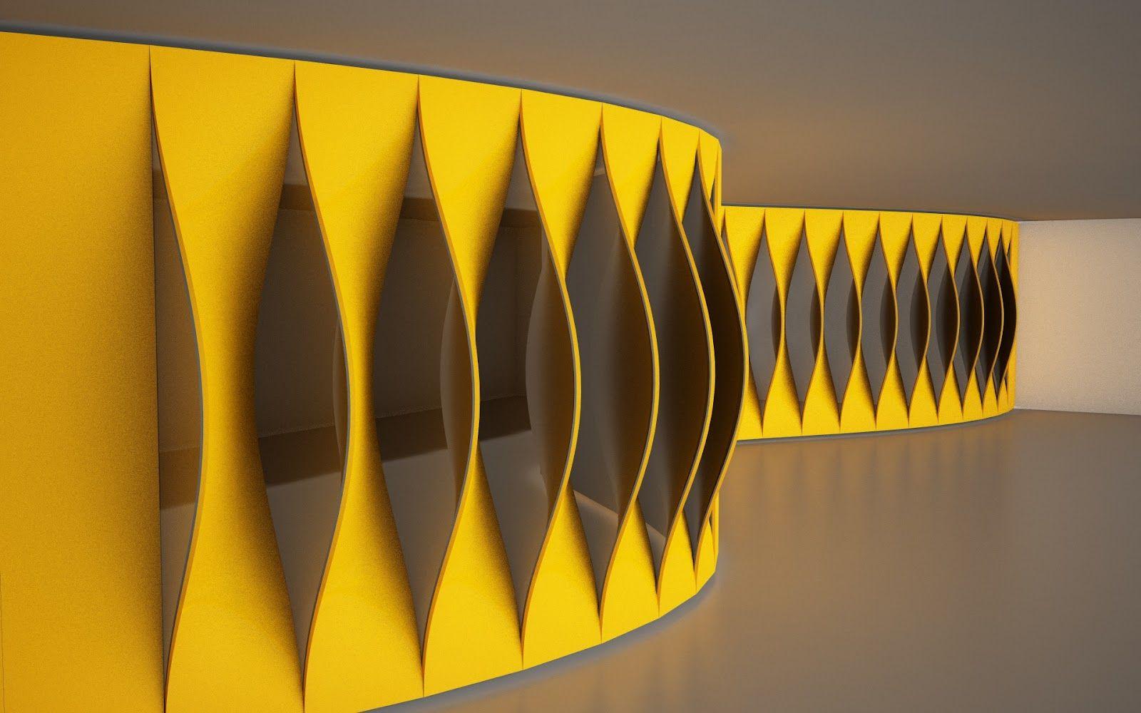 Parametric Wall - Grasshopper | mô hình | Pinterest | Walls ...
