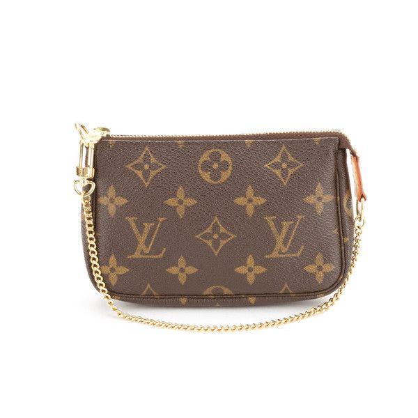 Mini Pochette Accessoires Louis Vuitton   LV – CHICS – Beautiful Handbags    Accessories efb14a68b7f