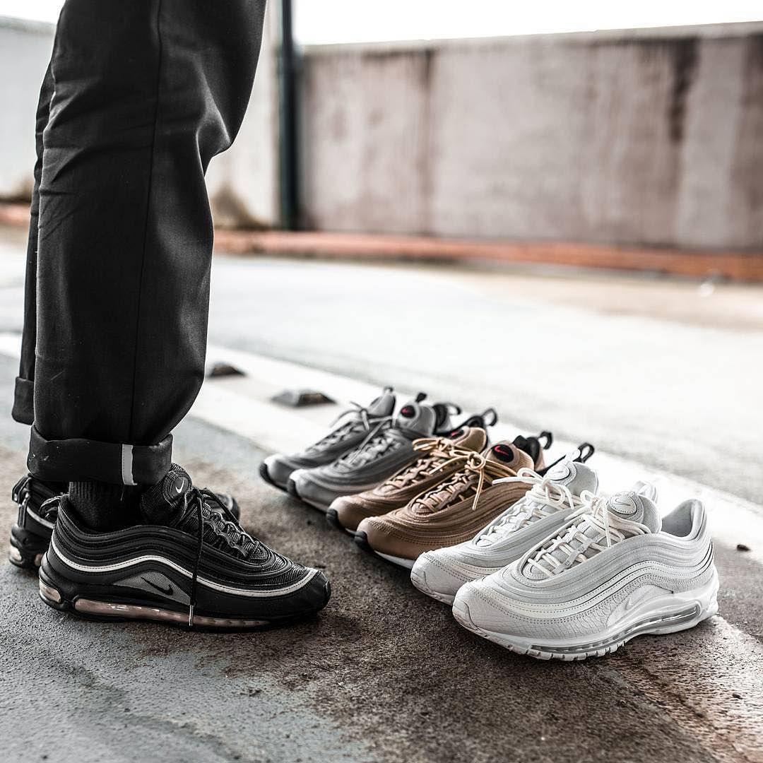 nike air max 97 le calzature & borse pinterest air max