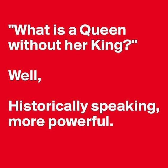#intersectionalfeminism #feminism #queen #power