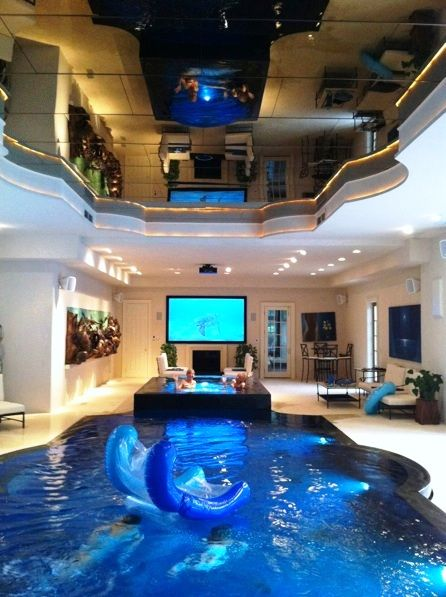 Hotel Rooms With Indoor Pools Near Me