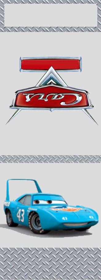 DIY King Printable Mint Wrappers #DIY #Disney #FREE #Printables #Cars