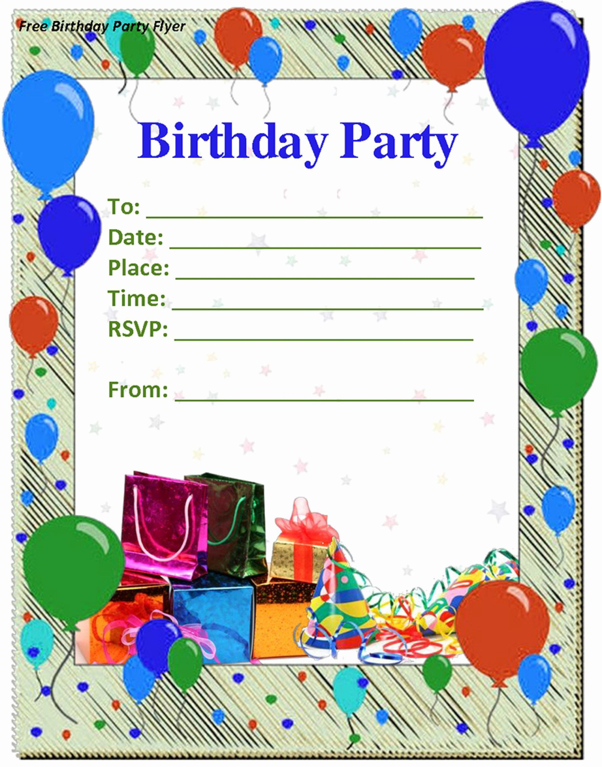 Pin On Sample Card Design Template Ms word birthday card template