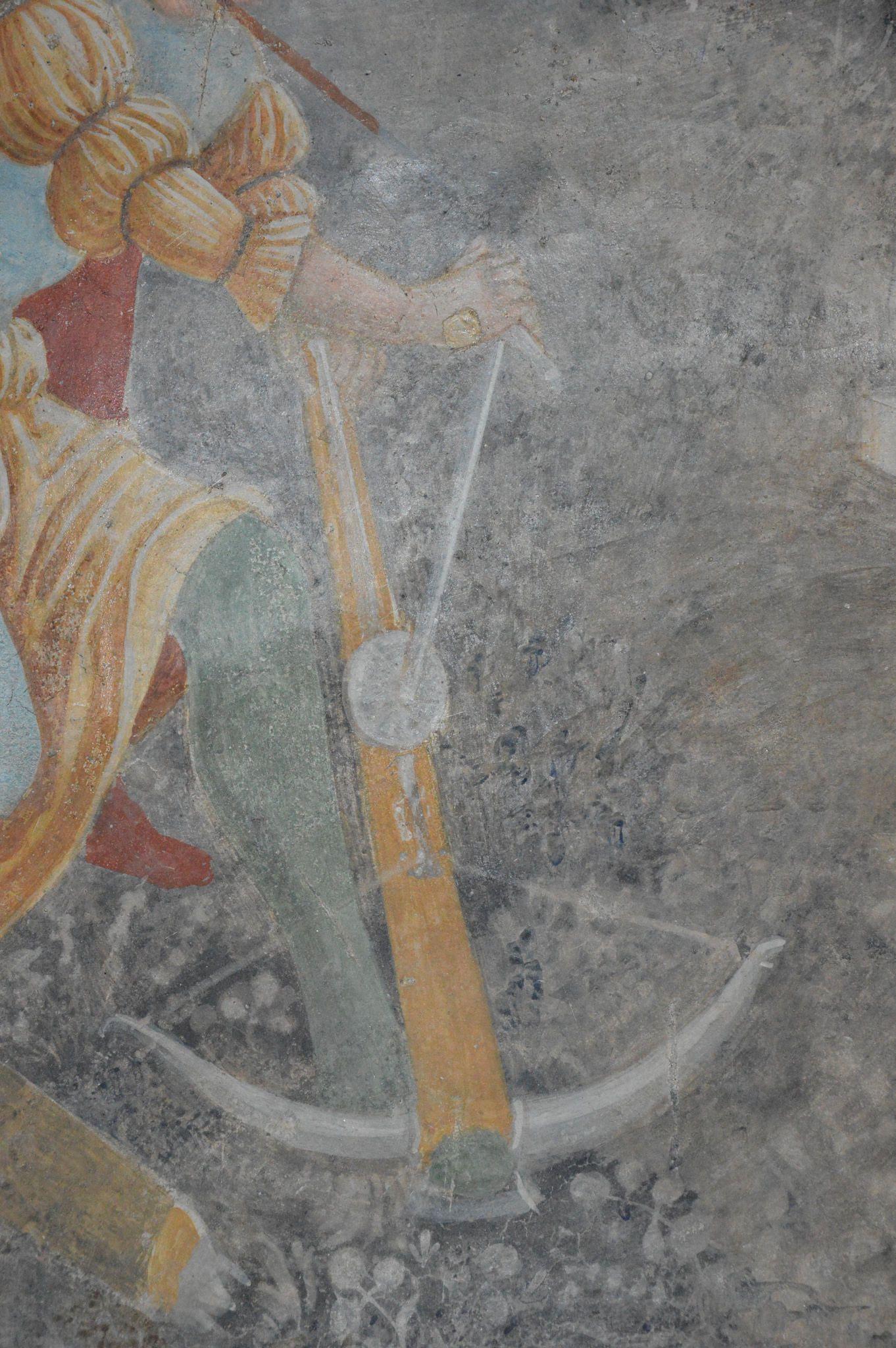 https://flic.kr/p/yLdUmP | DSC_0313 | CAPPELLA DEI SANTI ROCCO, FABIANO E SEBASTIANO affrescata da Giovan Pietro da Cemmo nel 1504 c/o Pieve di S. Lorenzo Berzo Inferiore, Valcamonica (BS); foto ANDREA CARLONI - Rimini (2015)