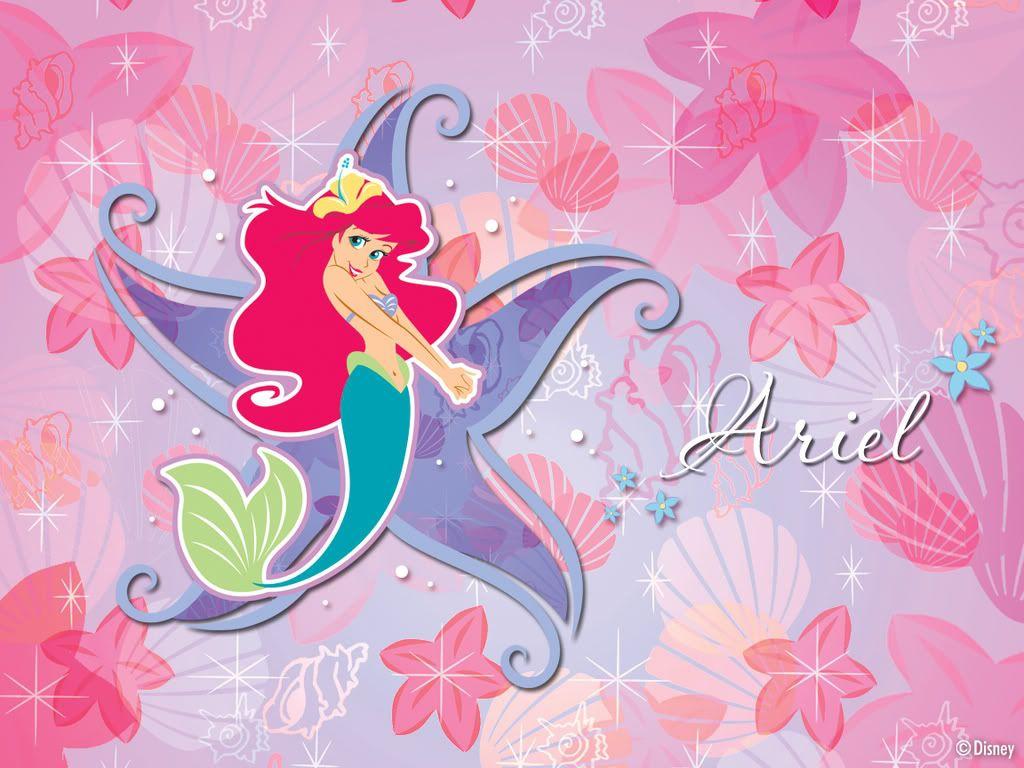 Princess Ariel Disney 6395