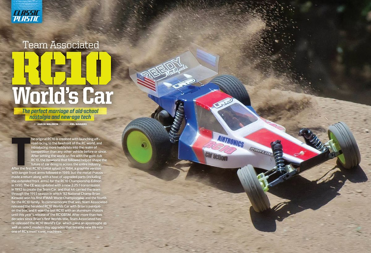 Associated RC10 Worlds Car review, read the whole thing... | rc cars ...
