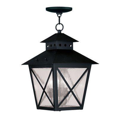 Livex Lighting 267 Montgomery Outdoor Pendant