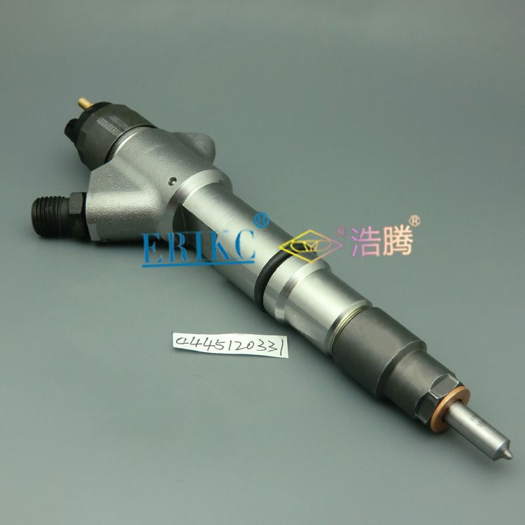 Erikc Bos Ch Diesel Engine Parts Injector Assembly 0445120331 And