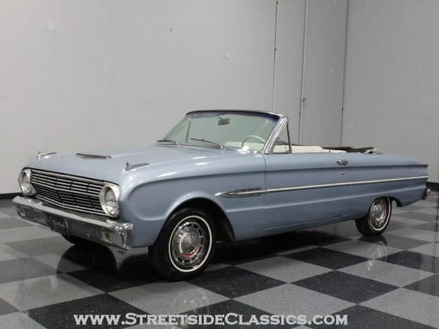 AutoTrader Classics - 1963 Ford Falcon 6 Cylinder Manual | American Classics | Lithia Springs, GA