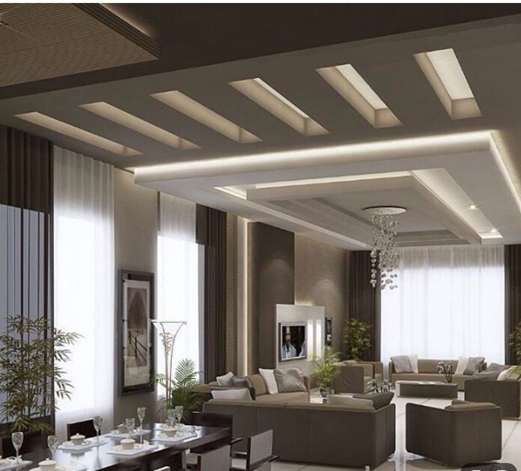 Modern Interior Decoration Living Rooms Ceiling Designs: Pin By Jasmeet Singh On Ceiling Design Pop