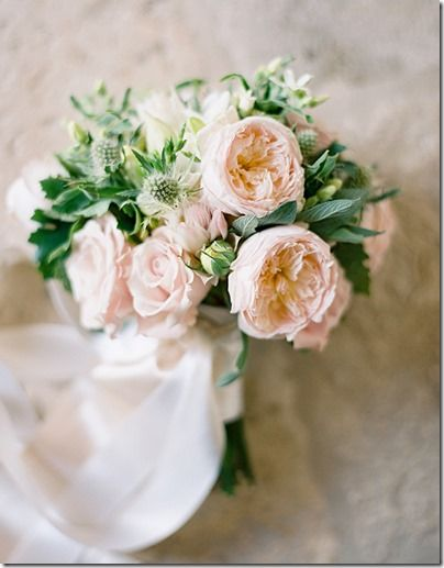 blush garden rose bouquet blushing hills garden roses - Blush Garden Rose Bouquet