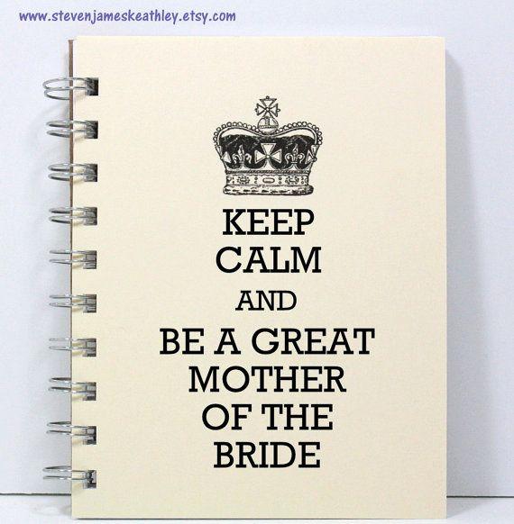 Mother Of The Bride Wedding Planner Journal By Stevenjameskeathley 8 95 Weddingsgifts