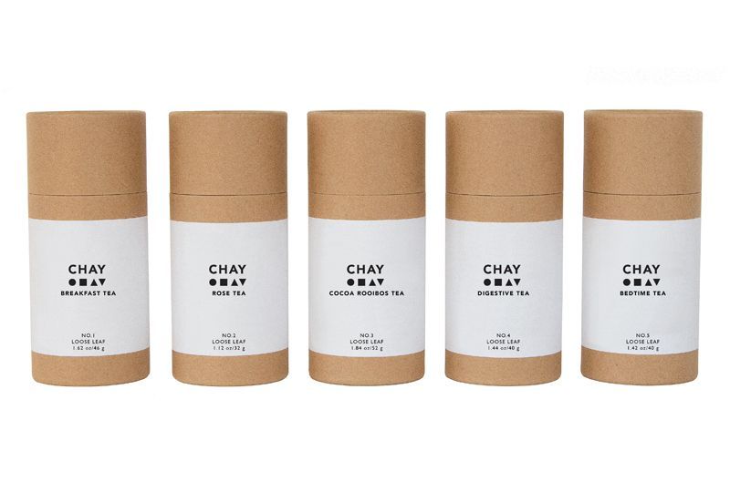 CHAY Tea Collection