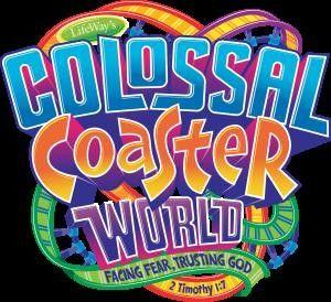colossal coaster world vacation bible school lutz fl kids events rh pinterest com