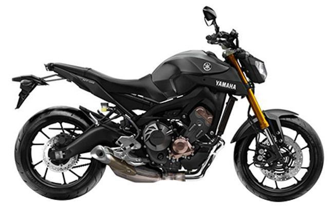 2016 Yamaha Mt 09 Launched In India At Rs 10 20 Lakh With Images