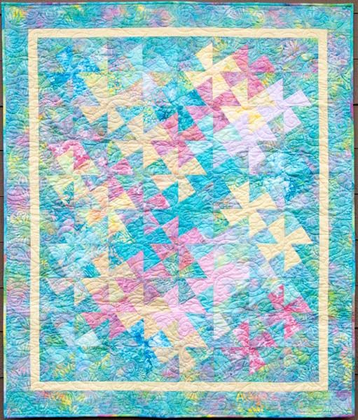 Baby Quilts Then In May I Decided To Make A Baby Quilt 42 X 49
