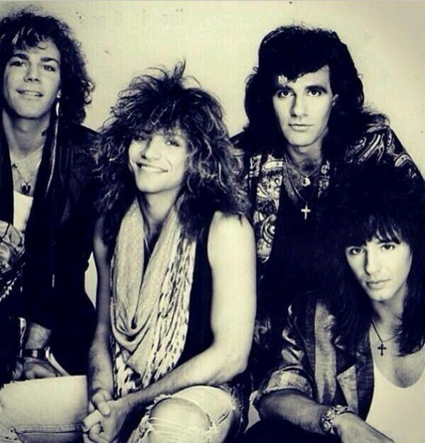 30 Years of Bon Jovi...TY Patricia Miner