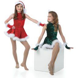 Christmas Ice Skating Dress.Holiday Dance Dress Figure Skating Dress Holiday Costumes