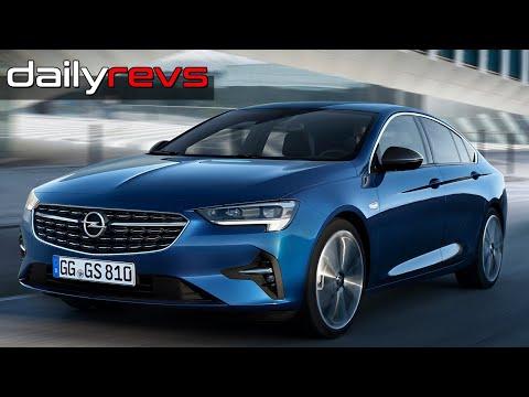 2020 Opel Insignia Grand Sport Driving Design Dailyrevs Com Bmw Car Vehicles