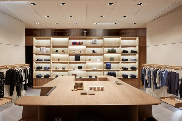 French fashion label A.P.C. (Atelier de Production et de Création) has launched…