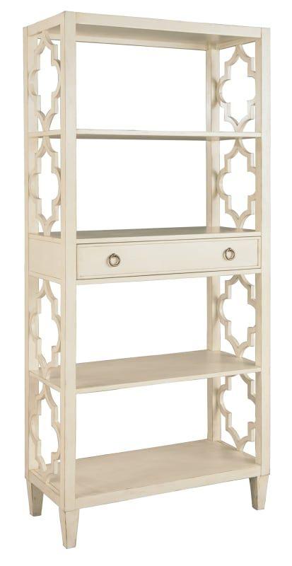 Best Hekman 27421 36 Inch Wide Wood Display Shelf Four Shelves 640 x 480