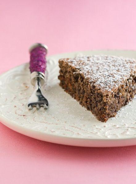 Chocolate Walnut Cake by onegirlinthekitchen, via Flickr