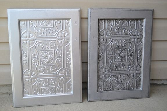 Tile Inset Cabinet Doors Google Search Tin Tiles