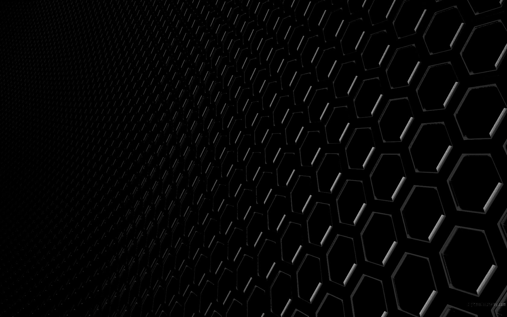 Hex mesh black pattern ppt background background for Dark pattern background
