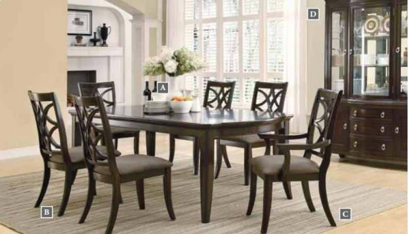 Explore 7 Piece Dining Set Room Sets And More