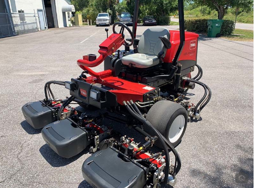Pin On Toro Golf Course Mowers
