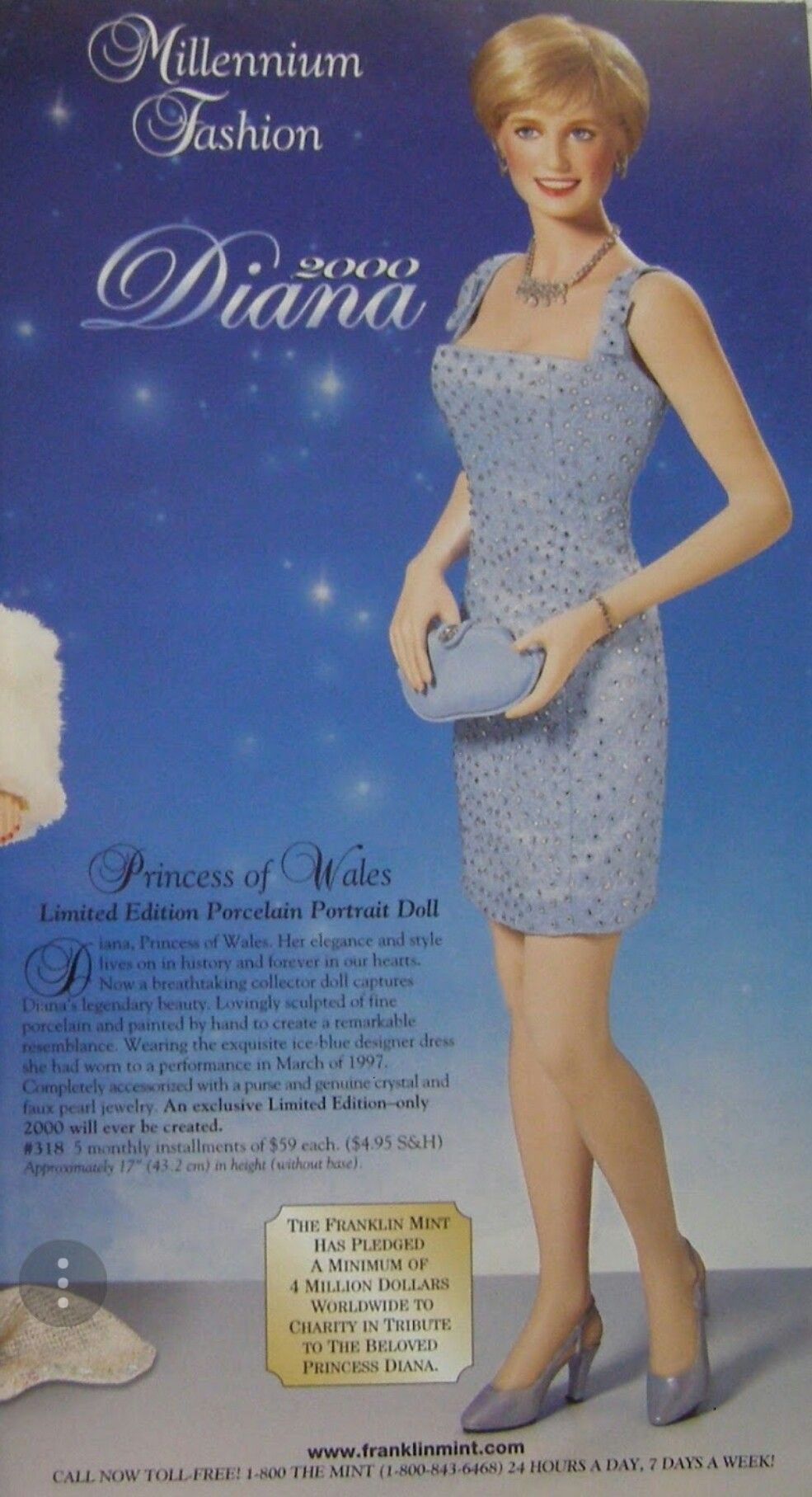 The History of Fashion: Most Important Style Moments of the 20th Millennium fashion 2000 diana