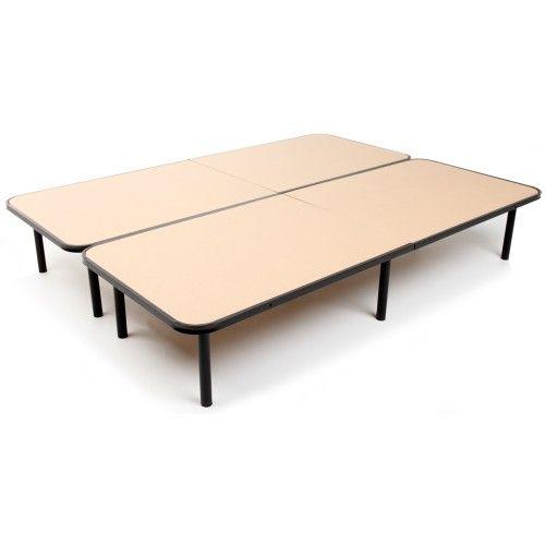 Plattform Base Portable Bed Frame Portable Bed Twin Bed Frame