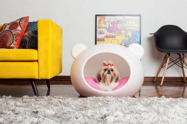 Camas para Perros de Cueva lll➤ Diseños modernos y originales
