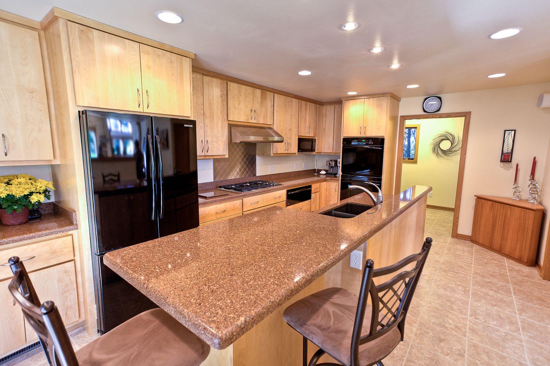 kitchen remodel www.FreyConstruction.com