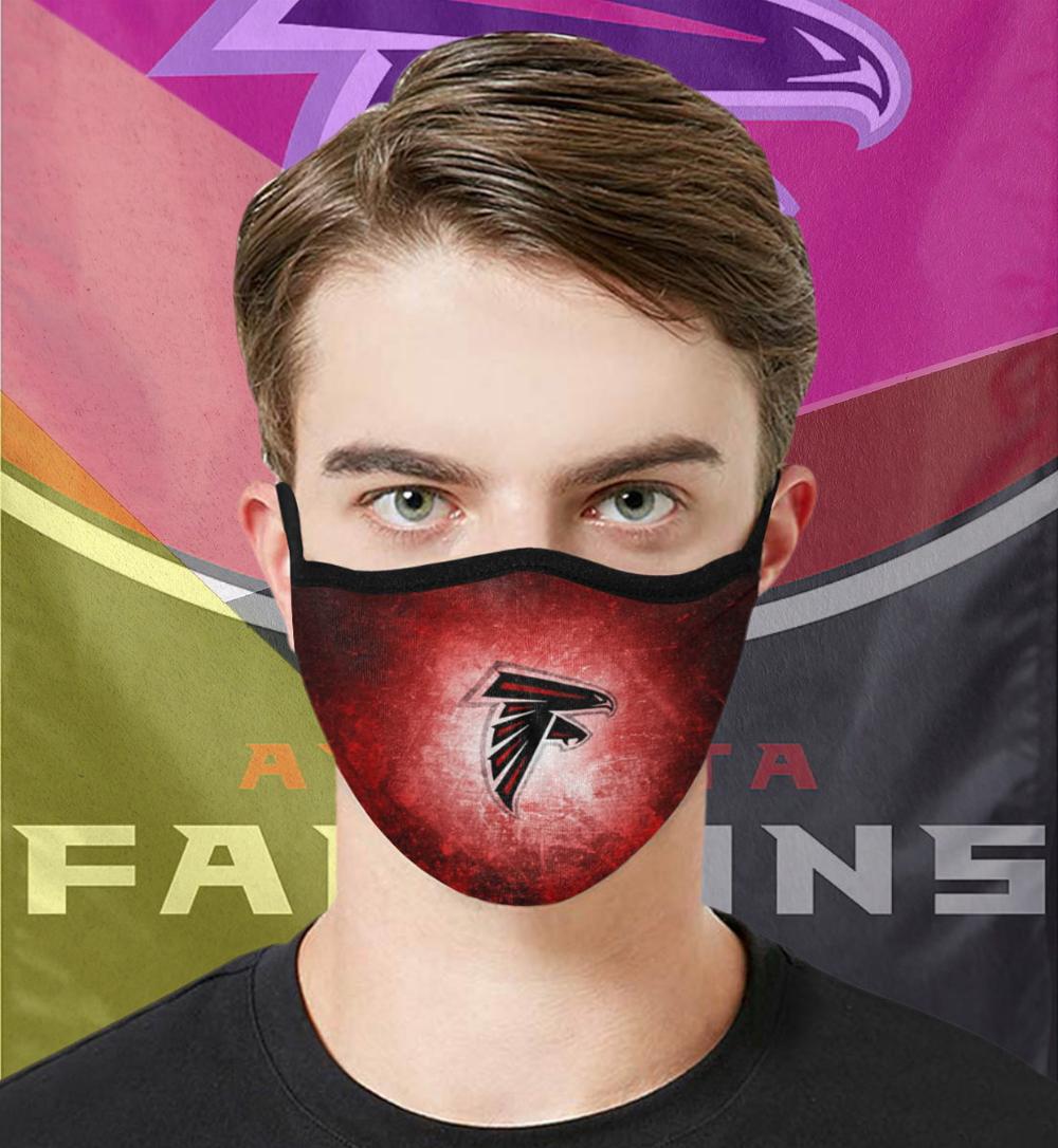 Atlanta Falcons Face Mask In 2020 Mens Face Mask Face Mask Atlanta